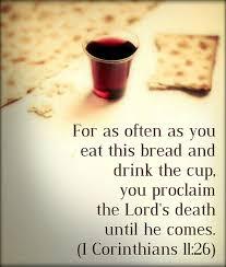 1 Corinthians 11 communion