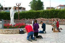Worshiping idols