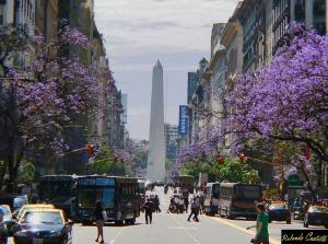 Buenos Aires Argentina monument