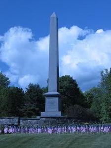 Joseph Smith monument Vermont