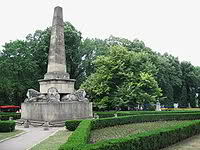 Romanian monument