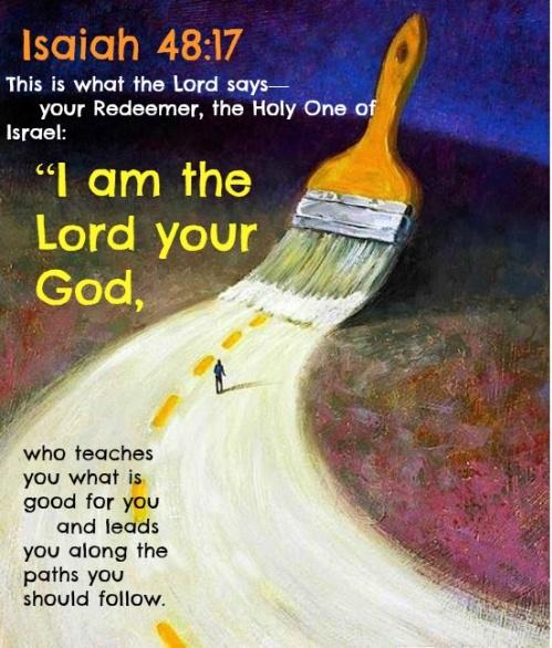 Isaiah 48 17