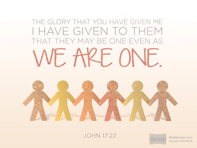 John 17 One