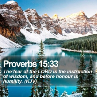 Fear of YHVH