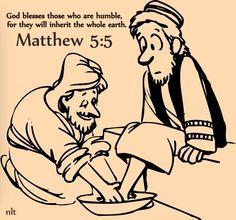 Matthew 5 5 Humble