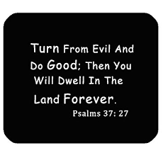 Psalm 37 27