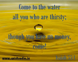 Isaiah 55 1