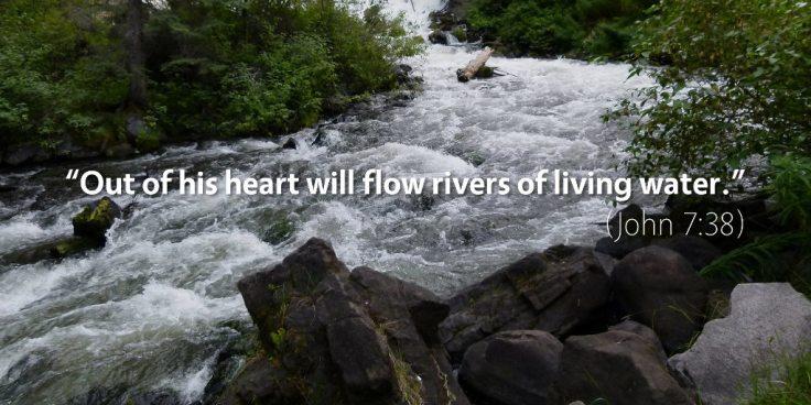 Living Water John 7