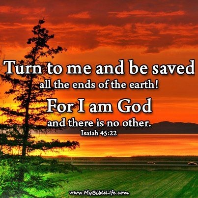Image result for image of Isaiah 45:23