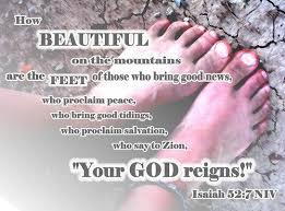 Isaiah 52 7