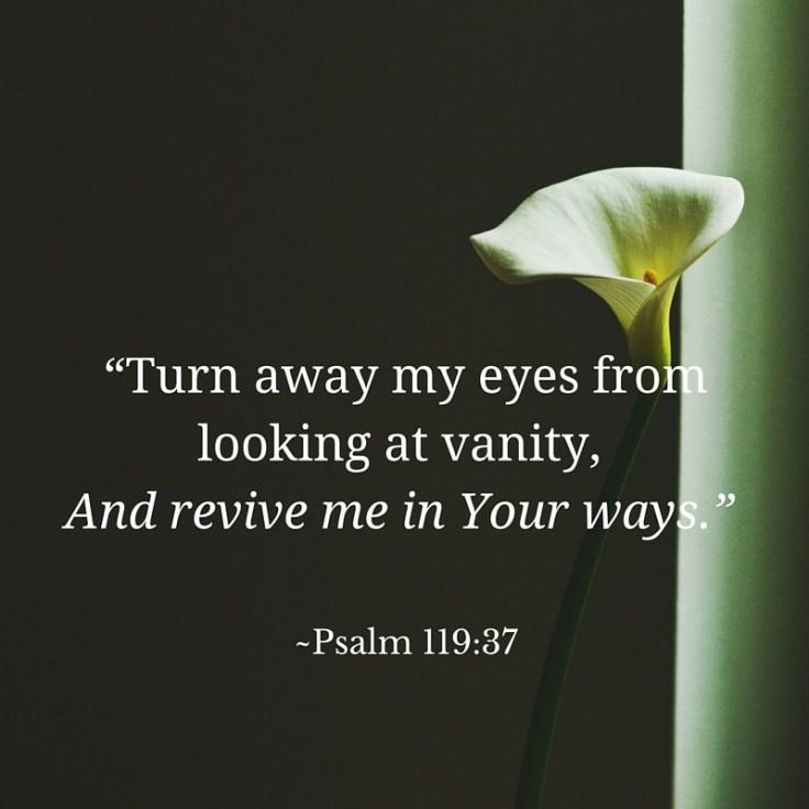 Psalm 119 37